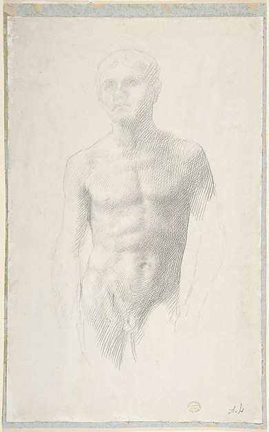 Study of a Figure