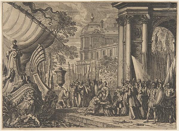 Aeneas's Farewell to Dido