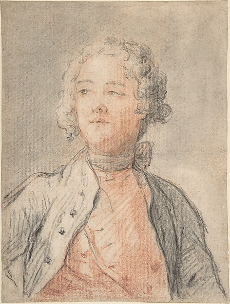 Half-Length Portrait of a Young Man