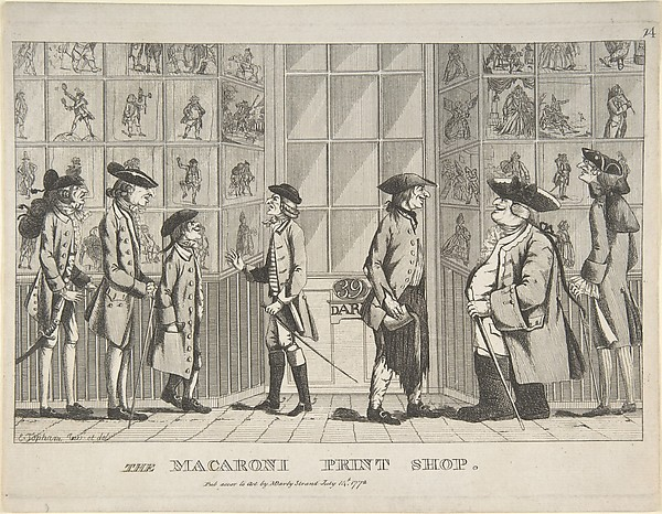 The Macaroni Print Shop