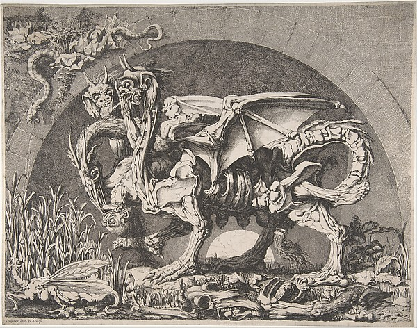 The Chimera (La Chimère de Monsieur Desprez)