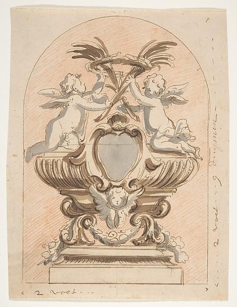 Design for a reliquary
