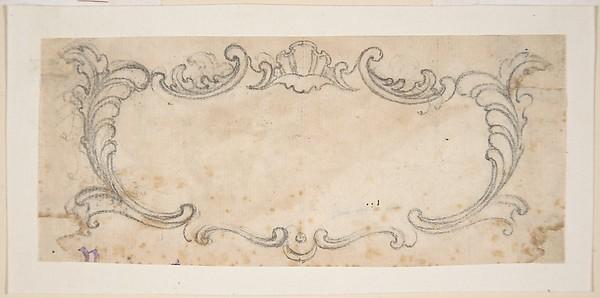 Design for a Cartouche