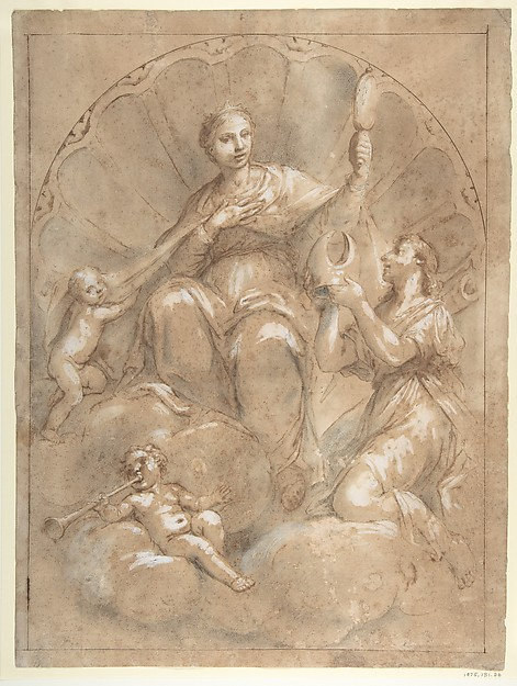 Allegorical Figure of Faith