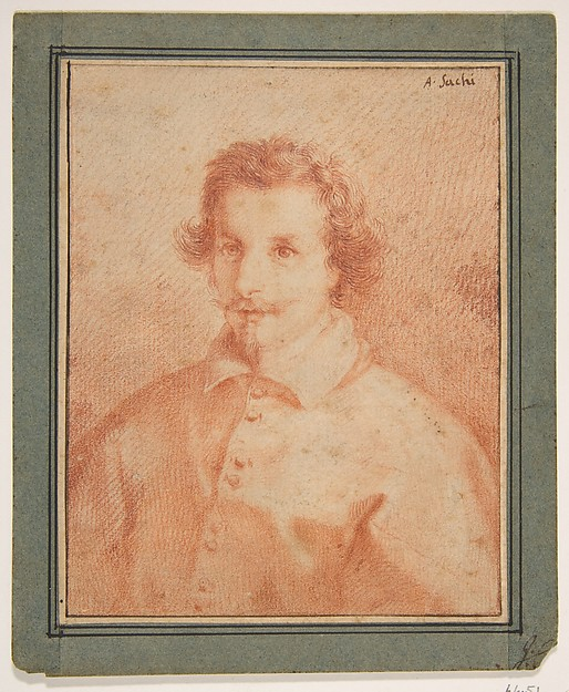 Portrait of Cardinal Antonio Barberini the Younger