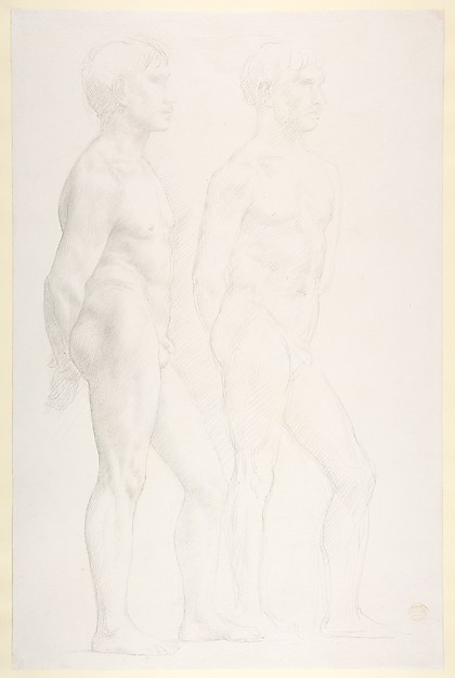 Study of Two Figures
