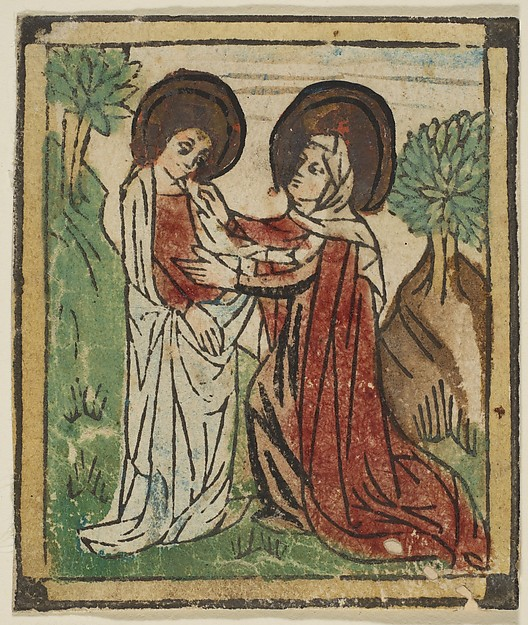 The Visitation (Schr. 59)