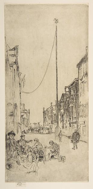 The Mast (The Venetian Mast)