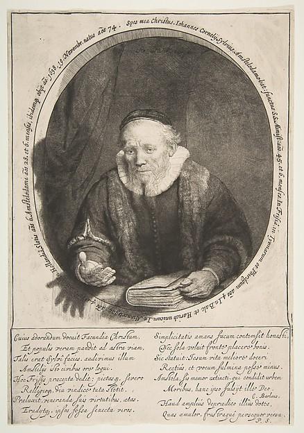 Jan Cornelisz. Sylvius, preacher