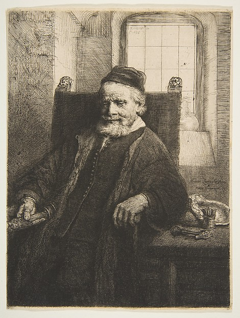 Jan Lutma, goldsmith