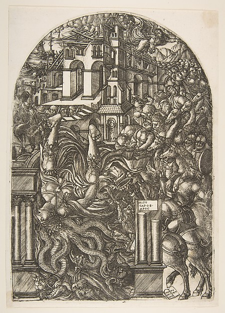 The Fall of Babylon, from the Apocalypse