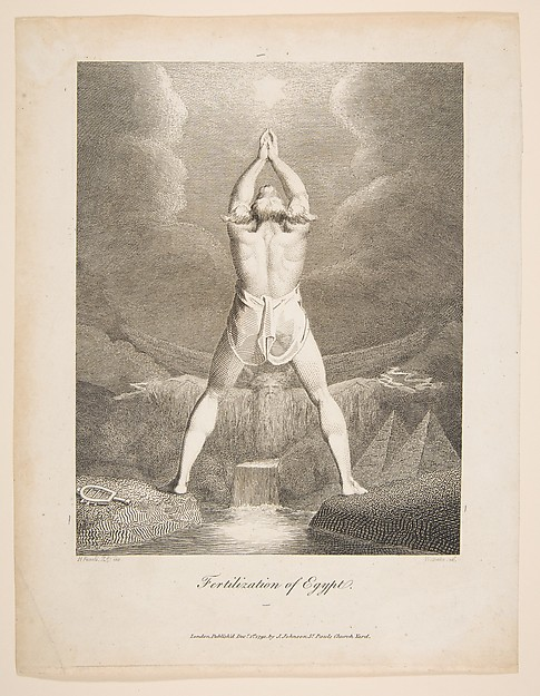 Erasmus Darwin william blake