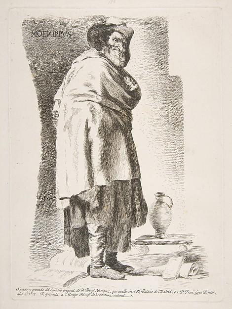 Moenippus  (Menipo Filosofo)
