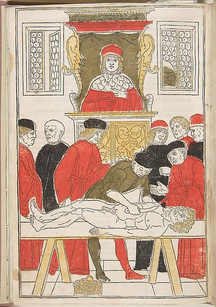 Fascicolo di medicina