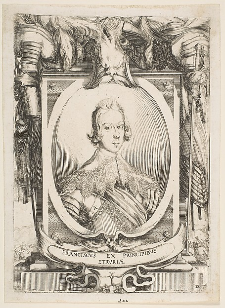Portrait of Francesco de' Medici
