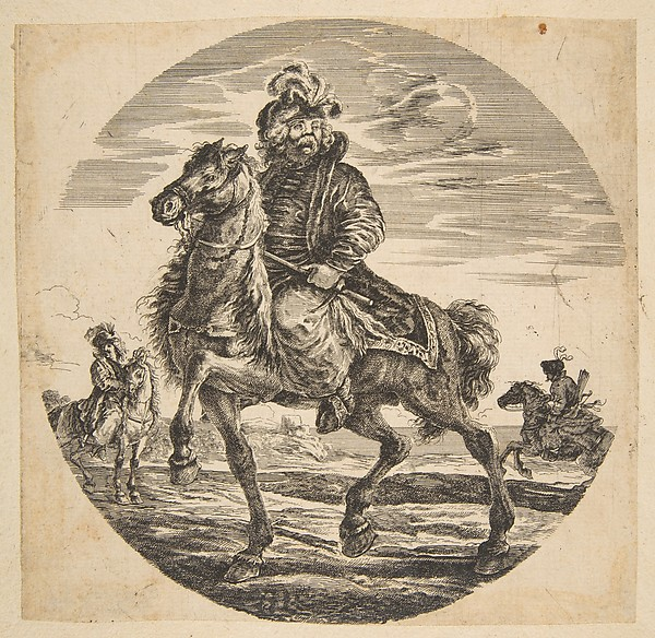 A Hungarian Cavalier (reverse copy)
