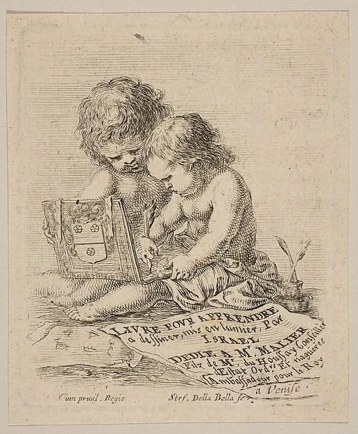 Title Page for Livre pour apprendre à dessiner: Two Children