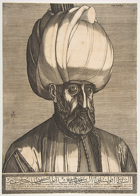 Süleyman the Magnificent