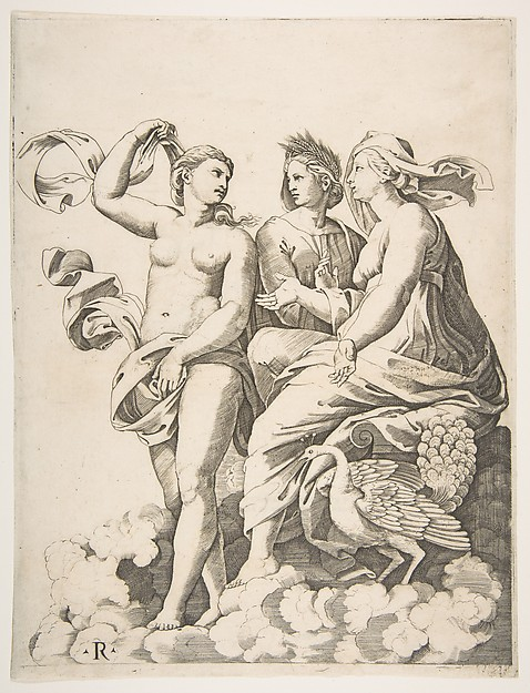 Juno, Ceres, and Psyche