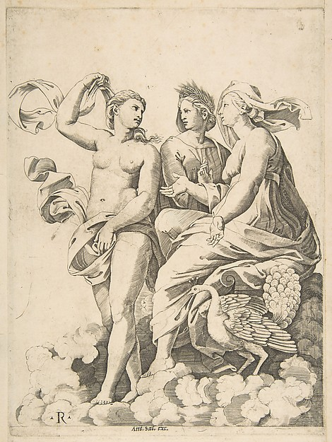 Juno, Ceres and Psyche
