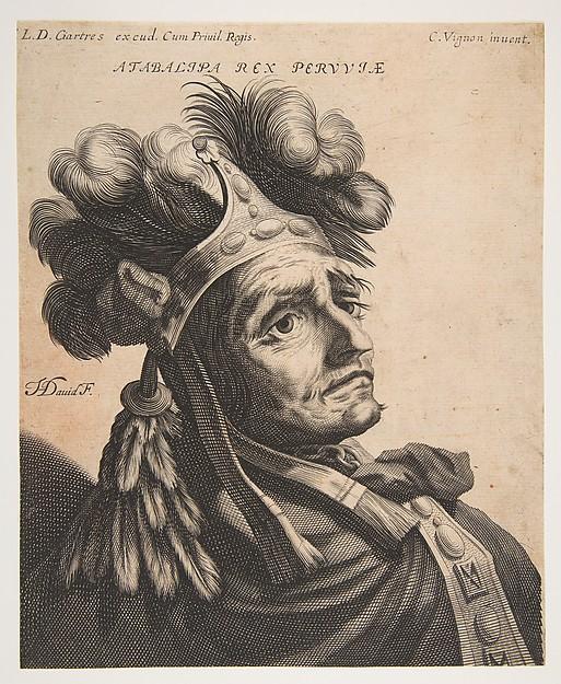 Atabalipa, Roi du Pérou