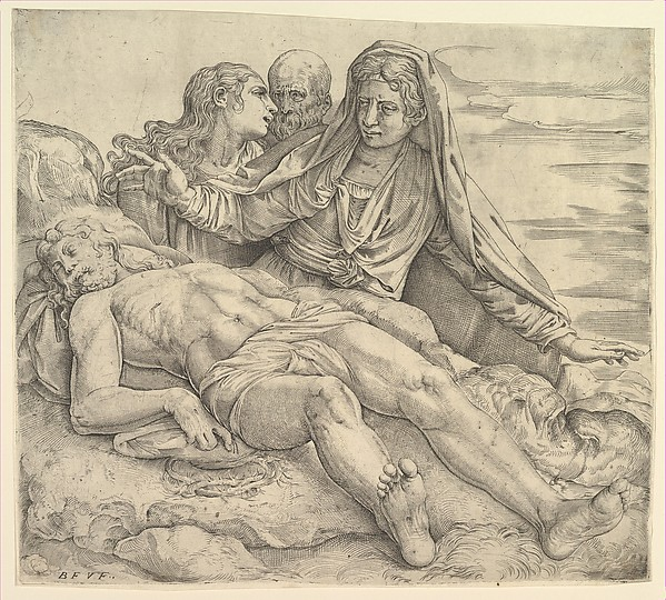 Lamentation of the Virgin