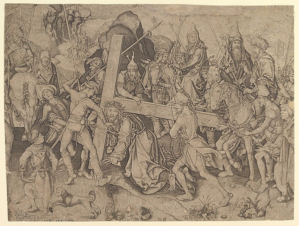 Christ Bearing the Cross (copy)