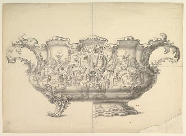 Design for a Jardinière
