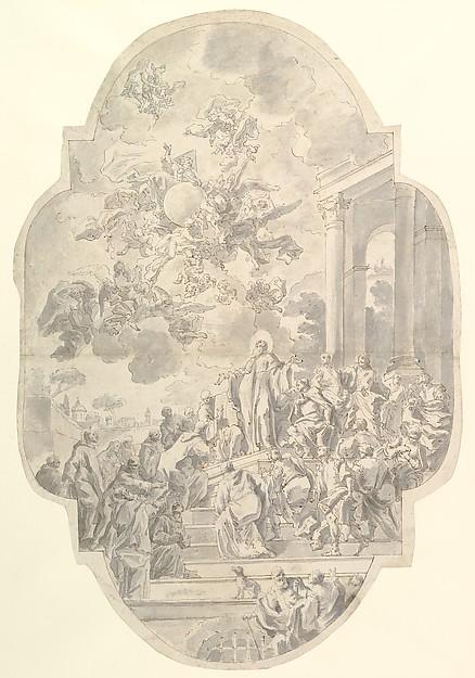 The Vision of Saint Benedict