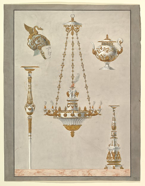 Designs for Metalwork