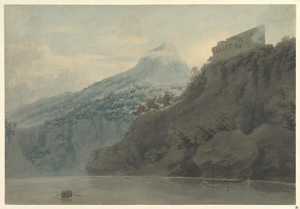 On the Gulf of Salerno near Vietri