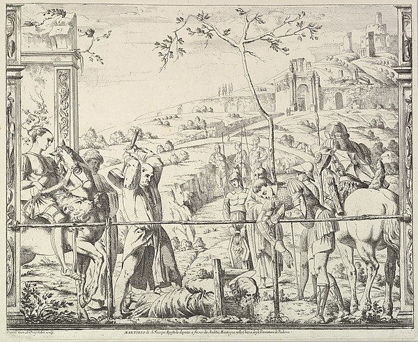 The Martyrdom of Saint James