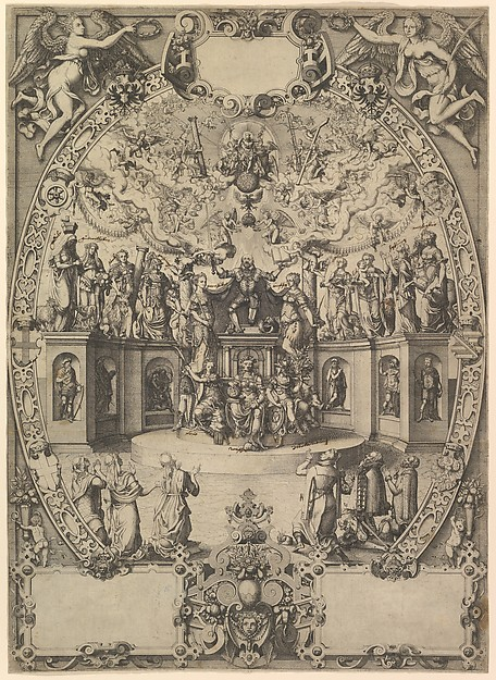 The Apotheosis of Emperor Maximilian II
