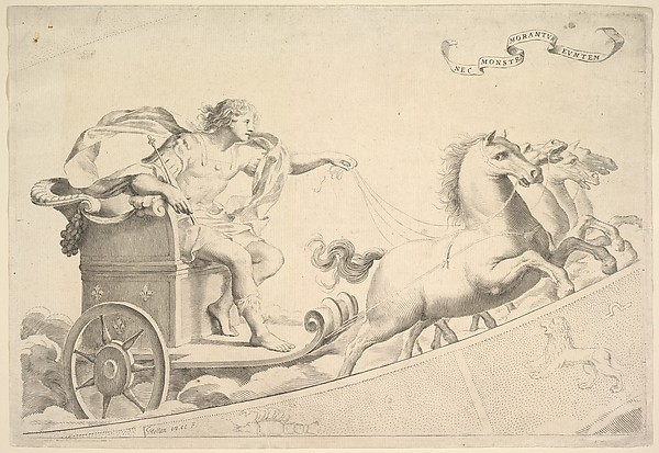 Allegory in Honor of Louis XIV