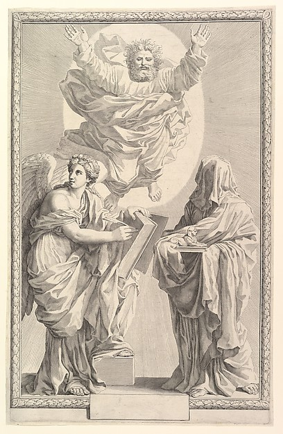 Frontispiece to the Bible
