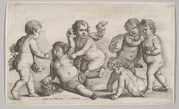 Five Boys and a Satyr