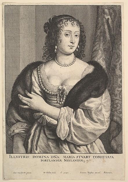 Frances Stuart, Countess of Portland