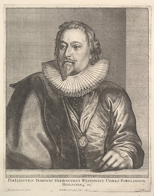 Richard Weston, Earl of Portland