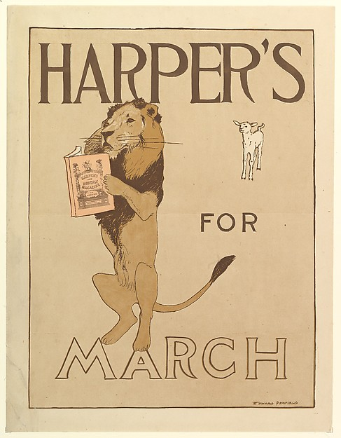 Harper's, March
