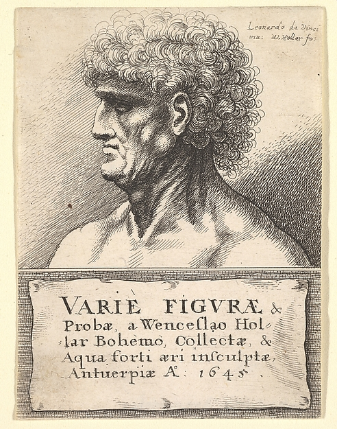 """Title Page of """"Varie Figurae"""""""