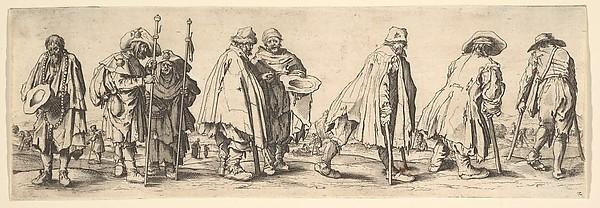 Eight Beggars