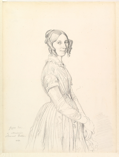 Madame Armand Bertin, née Marie-Anne-Cécile Dollfuss