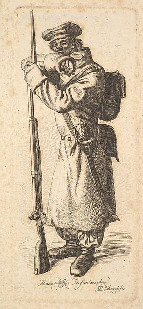 The Russian Infantryman