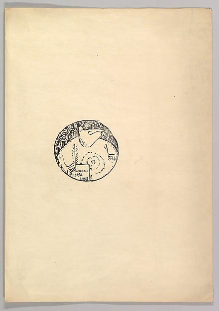 Proof of Almanach illustré du Père Ubu (XXe Siècle)