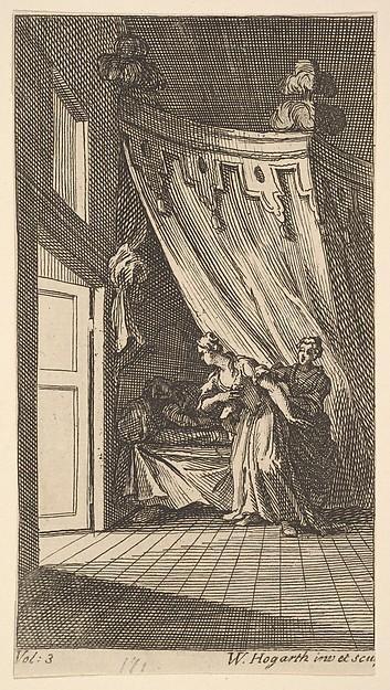 Cassandra, Frontispiece, Vol. 3
