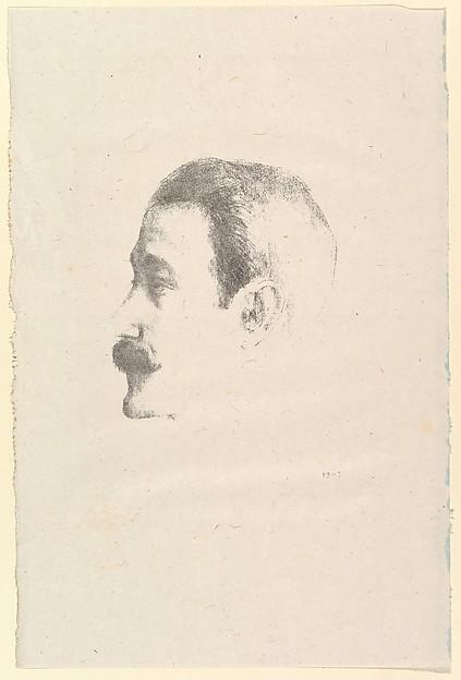 Portrait of Ricardo Vines