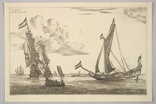 Sailing Vessels and Sloop