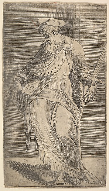 St. Paul, from Christ and the Apostles
