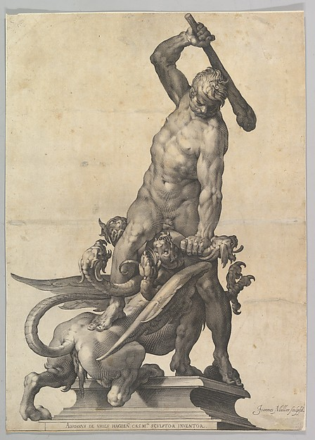 Hercules Slaying the Hydra