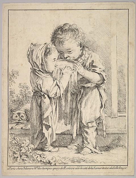 Les Petits Buveurs de Lait (The Little Milk Drinkers)